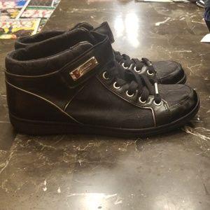 Coach hightop sneakers